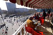 Berlin, Germany. Kurfürstendamm. Café Kranzler.