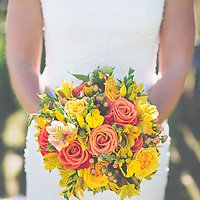 Wedding Photos by Connie Roberts Photography<br /> Bride's Bouquet