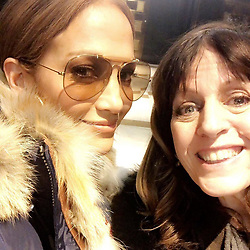 """Jennifer Lopez releases a photo on Instagram with the following caption: """"Proud of this one...this year alone together we produced the breakout TV hit of the summer #WorldofDance our 3rd season of #Shadesofblue our 100th episode of  #thefosters and this movie #secondact!! At the end of the day we are just two lil girls w big dreams... #itsonlythebeginning #cantstopwhatwontstop #girlpower #womenempowerment #itsourtimetoshine #letsgetit #NuyoricanProductions"""". Photo Credit: Instagram *** No USA Distribution *** For Editorial Use Only *** Not to be Published in Books or Photo Books ***  Please note: Fees charged by the agency are for the agency's services only, and do not, nor are they intended to, convey to the user any ownership of Copyright or License in the material. The agency does not claim any ownership including but not limited to Copyright or License in the attached material. By publishing this material you expressly agree to indemnify and to hold the agency and its directors, shareholders and employees harmless from any loss, claims, damages, demands, expenses (including legal fees), or any causes of action or allegation against the agency arising out of or connected in any way with publication of the material."""
