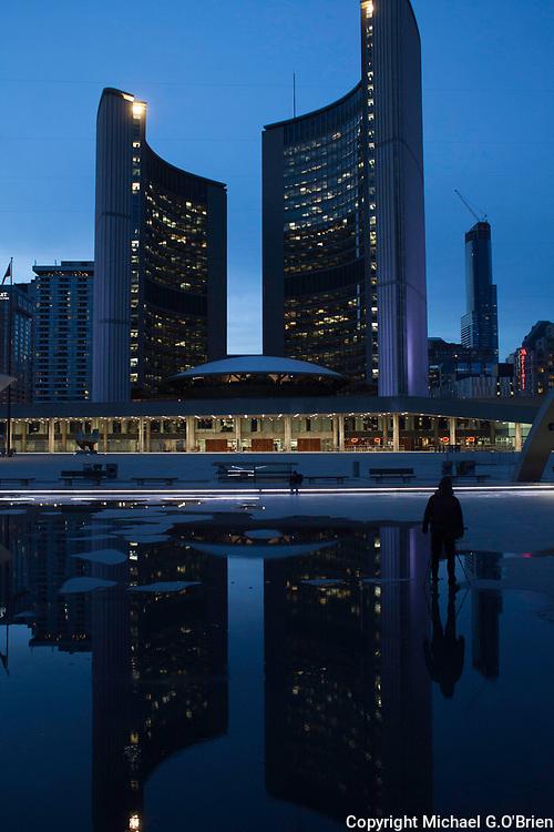 New City Hall, Toronto, Ontario, Canada