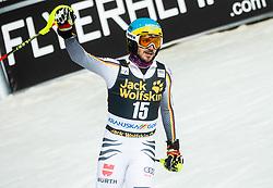 NEUREUTHER Felix of Germany reacts during the Audi FIS Alpine Ski World Cup Men's Slalom 58th Vitranc Cup 2019 on March 10, 2019 in Podkoren, Kranjska Gora, Slovenia. Photo by Matic Ritonja / Sportida