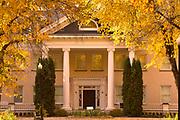 Daly Mansion in Hamilton, Montana.