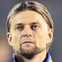 Uefa Euro FRANCE 2016 - <br /> Ukraine National Team - <br /> Anatoliy Tymoshchuk
