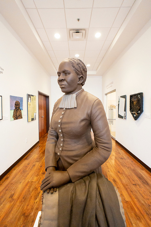Tubman Museum of African American Art, History, and Culture in Macon, Georgia on Tuesday, July 20, 2021. Copyright 2021 Jason Barnette