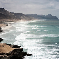 Al-Mughsayl, Sultanate of Oman, 30 March 2009<br />