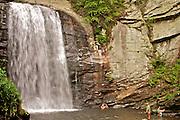 Looking Glass Falls, Near Asheville, NC, 7/09