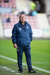 Dunfermline's assistant manager Sandy Clark. <br /> Dunfermline 5 v 1 Cowdenbeath, Scottish League Cup game played today at East End Park.