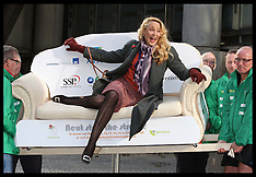 Jerry Hall at charity event in London