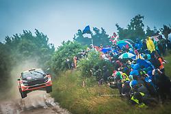 July 1, 2017 - Mikolajki, Mazurie, Pologne - Mads Ostberg.. Ola Floene (Credit Image: © Panoramic via ZUMA Press)