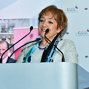Winner of  Politics – Dame Margaret Hodge DBE of the 7th annual Churchill Awards honour achievements of the Over 65's at Claridge's Hotel on 10 March 2019, London, UK.