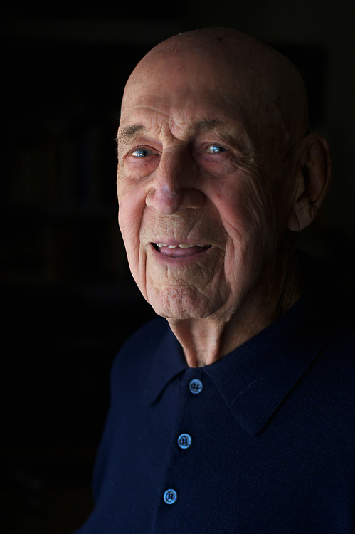 Dick Cole was 26-years-old when he became co-pilot to Lt. Col. James Doolittle on the daring 1942 Tokyo Raid, flying the lead aircraft of 16 two-engine bombers. <br /> Julia Robinson photo