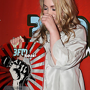 NLD/Amsterdam/20080426 - Uitreiking 3FM Awards 2008, Anouk