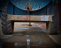Wasting Water in Viñales.  Image taken with a Leica T camera and 18-55 mm lens (ISO 200, 38 mm, f/8, 1/125 sec).