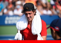 ABACA/PA Images<br /><br />File Photo: Kellogg's initiate court proceedings to prevent Australian tennis player Thanasi Kokkinakis from using the nickname Special K.<br /><br />Thanasi Kokkinakis of Australia during his first round match at the 2015 US Open at the USTA Billie Jean King National Tennis Center in the Flushing neighborhood of the Queens borough of New York City, NY, USA on September 1, 2015. Photo by Corinne Dubreuil/ABACAPRESS.COM ... US Open - Men First Round - NYC ... 01-09-2015 ... New York City ... United States ... Photo credit should read: Dubreuil Corinne/ABACA. Unique Reference No. 23972531 ...