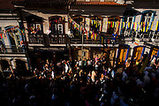 Ouro Preto_MG, Brasil. ..Carnaval nas cidades historicas de Minas Gerais. Na foto, o Bloco Balanco da Cobra desfila pelo centro historico da cidade...The carnival in the historical city of Minas Gerais. In this photo, the Balanco da Cobra carnival block in the historical center...Foto: LEO DRUMOND / NITRO