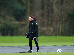 Ed Lewis of Bristol City during a training session ahead of the FA Cup game with Portsmouth - Rogan/JMP - 07/01/2021 - Failand - Bristol, England.