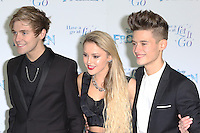 Only The Young, Frozen Sing-Along - VIP film screening, Royal Albert Hall, London UK, 17 November 2014, Photo by Richard Goldschmidt