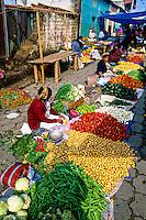 Market day, San Francisco el Alto, Western Highlands, Guatemala