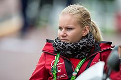 Stinna Tange Kaastrup, (DEN) - Individual Test Grade IV Para Dressage - Alltech FEI World Equestrian Games™ 2014 - Normandy, France.<br /> © Hippo Foto Team - Jon Stroud <br /> 25/06/14