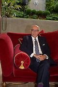 DR. HASAN KAHRAMAN, Dinner to celebrate the 10th Anniversary of Contemporary Istanbul Hosted at the Residence of Freda & Izak Uziyel, London. 23 June 2015