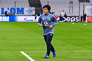25/11, Marseille v FC Porto, Nakajima, Sakai & Nagatomo, CL