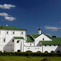 Europe, Russia, Suzdal. Archbishops' Chambers.