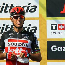 08-08-2020: Wielrennen: Milaan-San Remo: San Remo <br />Philippe Gilbert