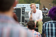 Astronautalis performs at Red Bull Sound Select Presents: Denver, at the Underground Music Showcase in Denver, CO, USA, on 25 July, 2014.