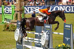 Boerekamp Finn, NED, Gradini<br /> European Championship Children, Juniors, Young Riders - Fontainebleau 1028<br /> © Hippo Foto - Dirk Caremans<br /> Boerekamp Finn, NED, Gradini