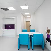 L-rakennus, lasten ja nuorten sairaala