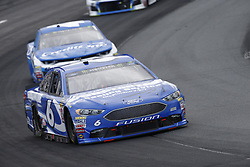 July 22, 2018 - Loudon, New Hampshire, United States of America - Matt Kenseth (6) battles for position during the Foxwoods Resort Casino 301 at New Hampshire Motor Speedway in Loudon, New Hampshire. (Credit Image: © Justin R. Noe Asp Inc/ASP via ZUMA Wire)