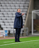 Football - 2020 / 2021 Sky Bet League One - Sunderland vs Ipswich Town - Stadium of Light<br /> <br /> Sunderland manager Phil Parkinson  <br /> <br /> <br /> COLORSPORT/BRUCE WHITE