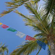 Mexican party decoration, Cabo San Lucas. BCS, Mexico.