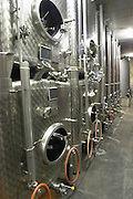 stainless steel tanks with airlock dom pfister dahlenheim alsace france