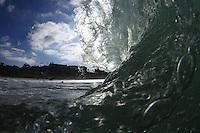Breaking wave Salt Creek