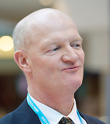 Rt Hon David Willetts MP, Minister of State for Universities and Science during the Conservative Party Conference, ICC, Birmingham, Great Britain, October 7, 2012. Photo by Elliott Franks / i-Images.