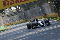 March 16, 2019 - VALTTERI BOTTAS during qualifying for the 2019 Formula 1 Australian Grand Prix on March 16, 2019 In Melbourne, Australia  (Credit Image: © Christopher Khoury/Australian Press Agency via ZUMA  Wire)