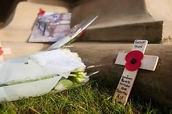 Remembrance Sunday Barnsley<br /> <br />   13 November 2016<br />   Copyright Paul David Drabble<br />   www.pauldaviddrabble.photoshelter.com