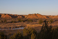 THE PEASE RIVER VELLEY, TEXAS PANHANDLE