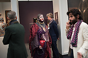 DANIEL LISMORE, Frieze Masters, 3 October 2018
