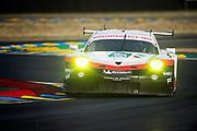 June 13-18, 2017. 24 hours of Le Mans. 92 Porsche GT Team, Porsche 911 RSR, Michael Christensen, Kevin Estre, Dirk Werner