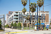 The Promenade in Long Beach California