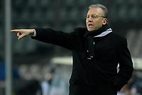 L'allenatore Alberto Zaccheroni (Juventus)<br /> Torino 11/03/2010 Stadio Olimpico<br /> Juventus Fulham FC - UEFA Europa League 2009-10.<br /> Foto Giorgio Perottino / Insidefoto