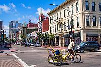 5th Avenue & Market Street, Gaslamp Quarter