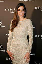 May 19, 2019 - Cannes, Alpes-Maritimes, Frankreich - Anouchka Delon at the Kering and Cannes Film Festival Official Dinner during the 72nd Cannes Film Festival at Place de la Castre on May 19, 2019 in Cannes, France (Credit Image: © Future-Image via ZUMA Press)