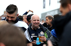 Bristol Rugby fans enjoy the fanzone area- Mandatory byline: Robbie Stephenson/JMP - 25/05/2016 - RUGBY UNION - Ashton Gate Stadium - Bristol, England - Bristol Rugby v Doncaster Knights - Greene King IPA Championship Play Off FINAL 2nd Leg.