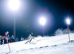 13.01.2015, Hermann Maier Weltcupstrecke, Flachau, AUT, FIS Weltcup Ski Alpin, Flachau, Slalom, Damen, 1. Lauf, im Bild Marlene Schmotz (GER) // Marlene Schmotz of Germany in action during 1st run of the ladie's Slalom of the FIS Ski Alpine World Cup at the Hermann Maier Weltcupstrecke in Flachau, Austria on 2015/01/13. EXPA Pictures © 2015, PhotoCredit: EXPA/ Johann Groder