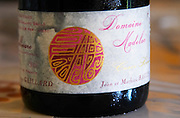 Cuvee Serall. Domaine Madeloc, Banyuls sur Mer. Roussillon. France. Europe. Bottle.