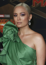 Premiere of Marvel Studio's Captain Marvel at El Capitan Theatre in Hollywood, California on 3/4/19. 04 Mar 2019 Pictured: Pom Klementieff. Photo credit: River / MEGA TheMegaAgency.com +1 888 505 6342
