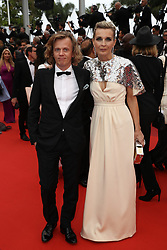 """Alex Lutz, Mélita Toscan du Plantier attends the screening of """"Les Plus Belles Annees D'Une Vie"""" during the 72nd annual Cannes Film Festival on May 18, 2019 in Cannes, France. Photo by Shootpix/ABACAPRESS.COM"""